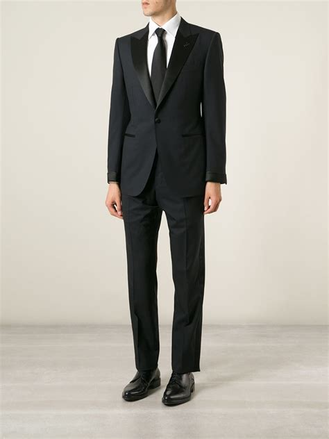 Tom Ford 2 lyst tom ford two dinner suit in blue for