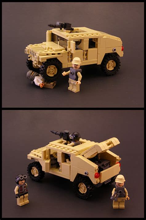 lego humvee tutorial building a lego military jeep page 2 bricks forums