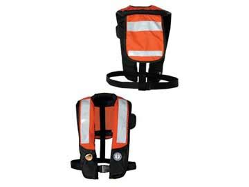 Mustang Auto Hydrostatic Inflatable Pfd Md3183 by Md3183 T2 Automatic Hydrostatic Inflatable Pfd With Solas