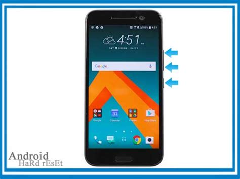 reset android htc tips hard reset htc 10 android hard reset 2016 2017