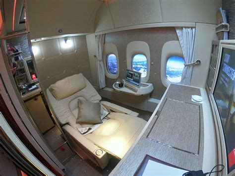 emirates q class trip report emirates new first class suite on b777 300er