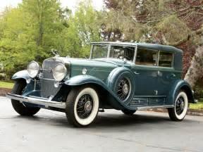 1930s Cadillac 1930 Cadillac V16 All Weather Phaeton Fleetwood Luxury