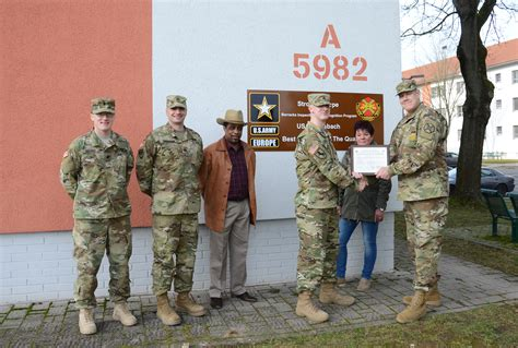 the best mp 527th mp co soldiers claim best barracks of the quarter