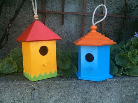 17 free birdhouse designs favecrafts