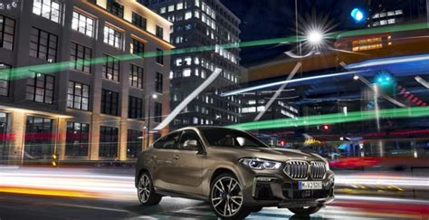 bmw  revealed  sportier styling  optional