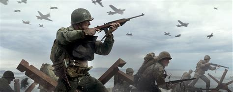 cull of duty call of duty wwii multiplayer beta detail