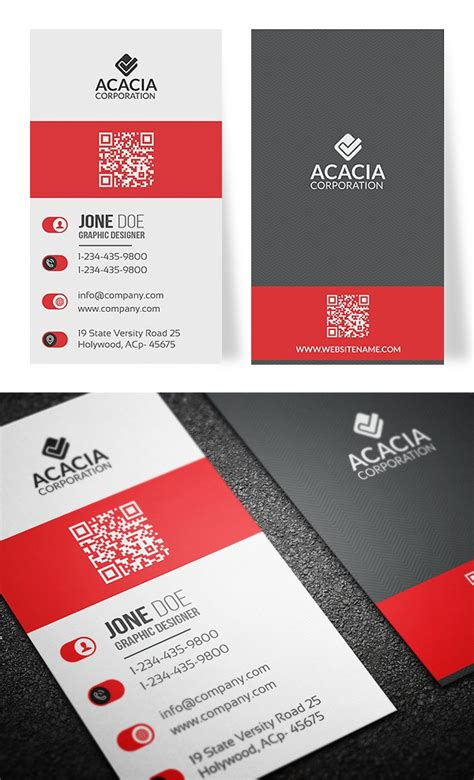 business card design templates 25 new professional business card templates print ready