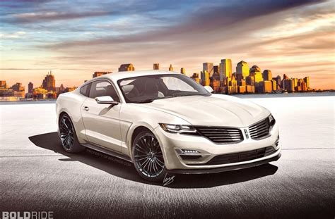 lincoln mk coupe concept top speed