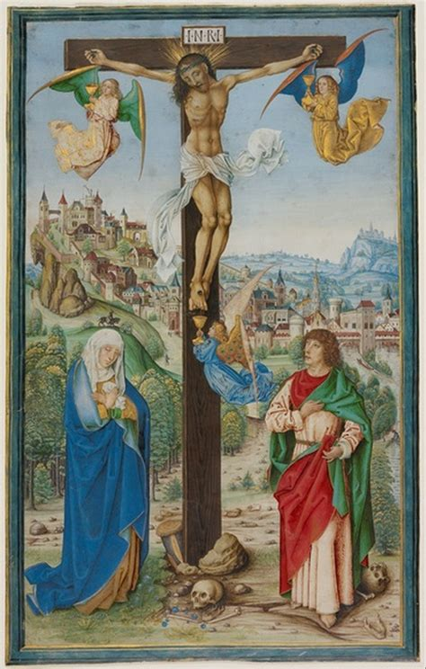 la mulad 1475 1500 8471691302 the crucifixion german about 1475 1500 the skull at the bottom of the cross symbolises adam