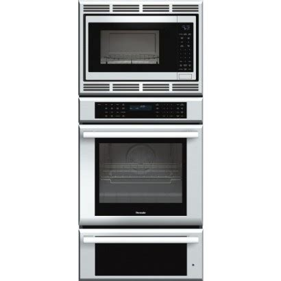 thermador warming drawer temperatures medmcw71js thermador masterpiece 27 quot triple combination