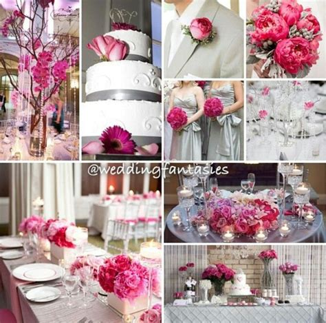 grey pink wedding theme grey pink and white wedding theme i do