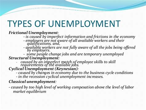 haircuts economics definition what are the three types of unemployment unemployment and