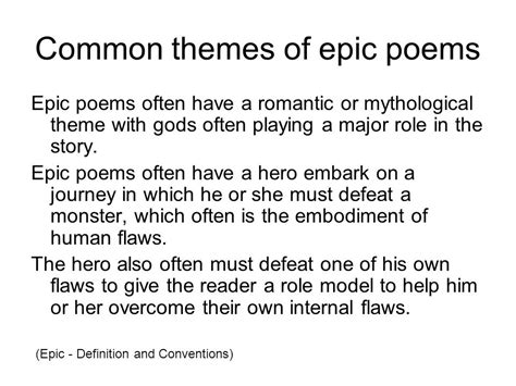 epic themes definition notes mark gibson ppt video online download