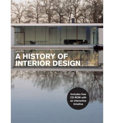 a history of interior design pile 9781856695961