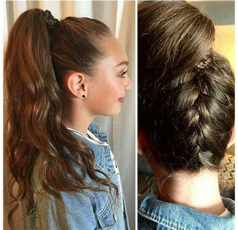 Dance Mom Maddie Hair Styles | 21 best dancemoms hairstyles images on pinterest