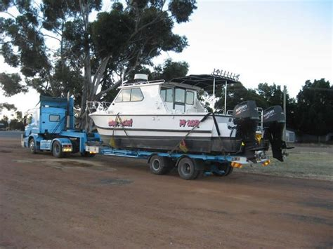 boat transport gold coast to adelaide see us in action gallery queensland boat transport
