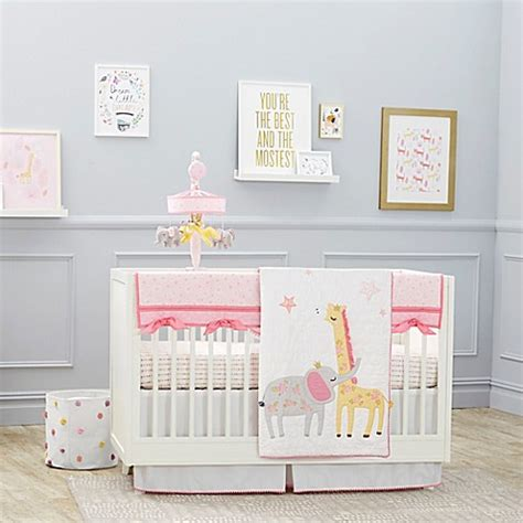 Bed Bath And Beyond Crib Bedding Just Born 174 Welcome To The Jungle Crib Bedding Collection Bed Bath Beyond