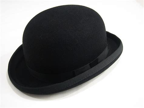black bowler hats tag hats