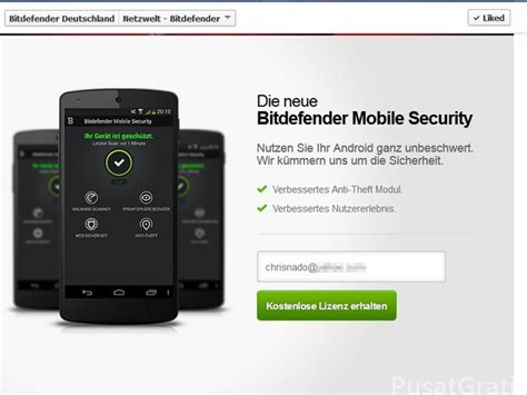 Android Security Giveaway - giveaway bitdefender mobile security antivirus android seharga 9 99 pusat gratis