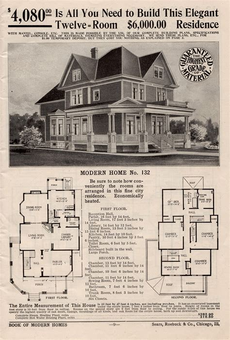 Home Floor Plans With Estimated Cost To Build by The Earliest Sears House Maybe Maybe Not Oklahoma