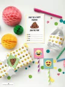 Need to plan an event soon how about an emoji party i hope you enjoy