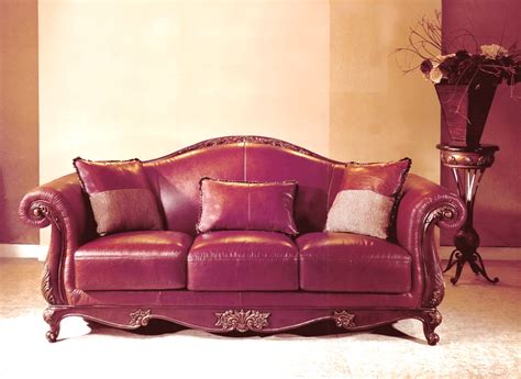 Traditional Leather Living Room Sets by Sofa Sets