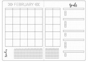 february set up amp template kate louise