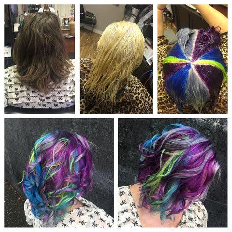 pattern hair color 1000 images about hair on pinterest blue hair purple