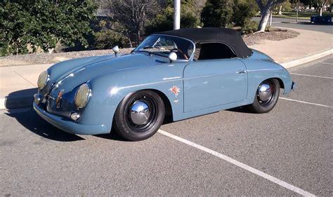 porsche california speedster porsche 356 california replica mitula cars
