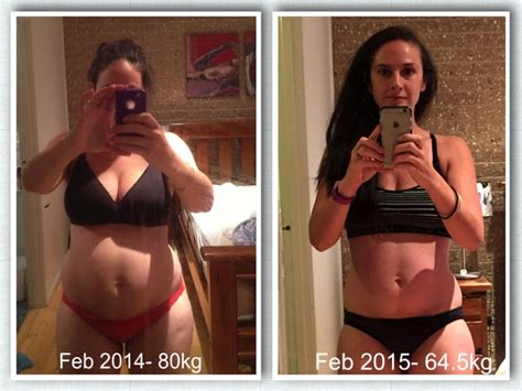 15 Of Losing Weight And Keeping It by Abigail Loses 15 5kgs Following The Lose Baby Weight Plans