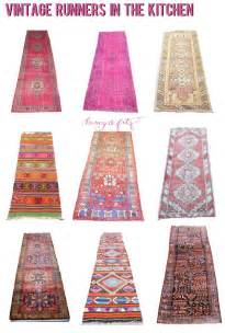 Vintage Kitchen Rugs Using Vintage Runners In The Kitchen House Decorations Pinterest Runners Kitchen Rug And