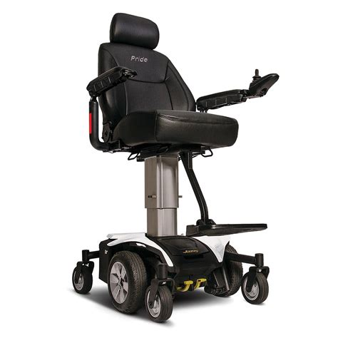 motorized wheelchair lift pride jazzy air elevating power wheelchair at