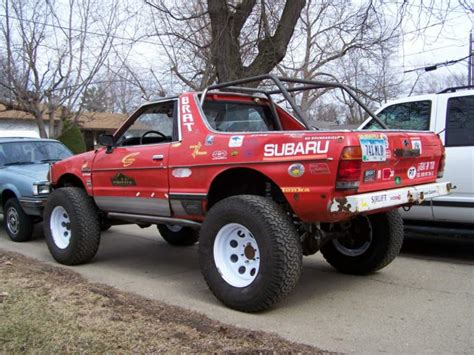 brat car lifted subaru brat lift kit car release date and review
