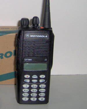 Antena Ht Motorola Vhf 136 174 Mhz motorola gp380 vhf 136 174 mhz 2 way radio