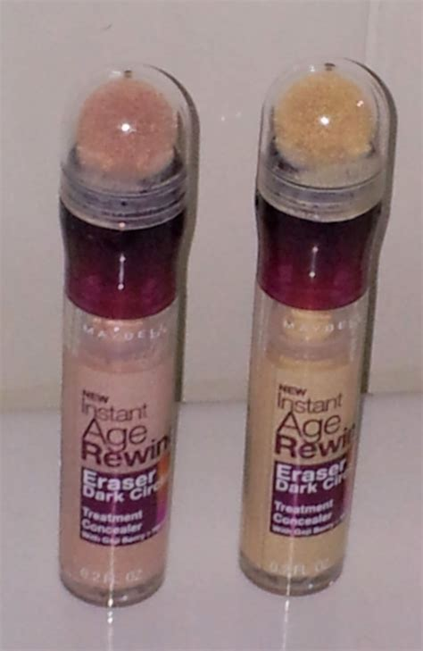 Maybelline Instant Age Rewind Eraser Circle Treatment maybelline new york instant age rewind 174 eraser