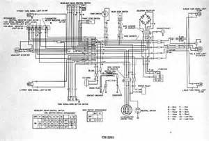 honda cb125 s1 electrical wiring diagram circuit wiring diagrams