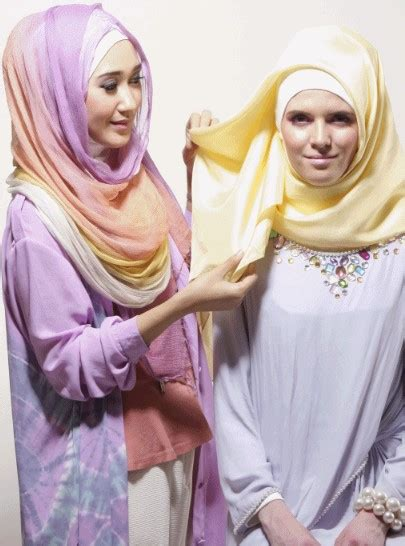 tutorial hijab ala dian pelangi 2014 tutorial hijab segiempat ala dian pelangi
