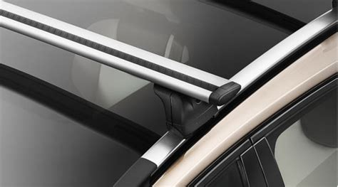 load carrier roof bars wing profile  rails vcc