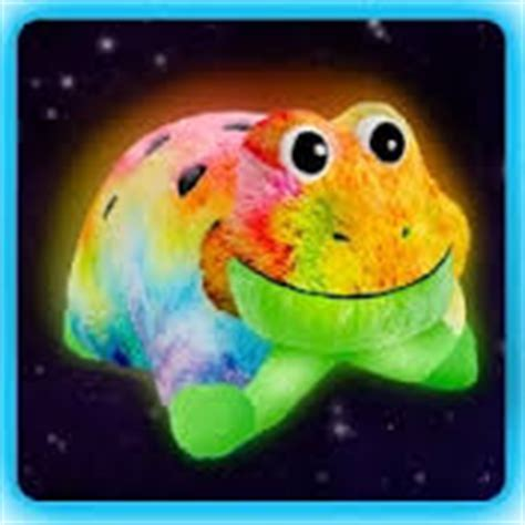 image glow pet frog jpg pillowpedia the pillow pets wiki