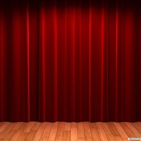 stage with curtains stage curtain free 1024x1024 wallpaper download download