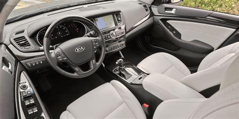 Kia Cadenza 2014 Interior by 2014 Kia Cadenza Review