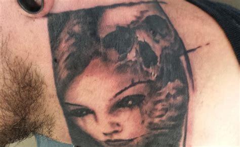 neck tattoo will ferrell jake ferrell