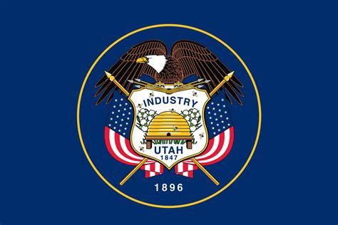 of utah colors utah state flag flagnations