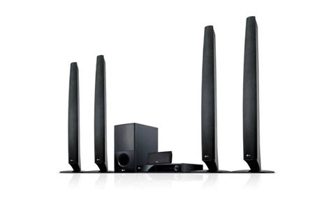 Home Theater Lg Ht 806 lg ht806tq home theater system 850w home theatre system lg electronics sa