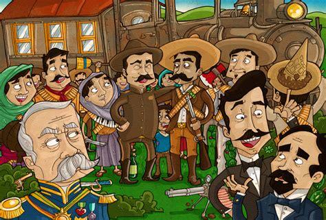 imagenes de la revolucion mexicana de caricatura la revoluci 243 n mexicana cuento para ni 241 os ciclo escolar