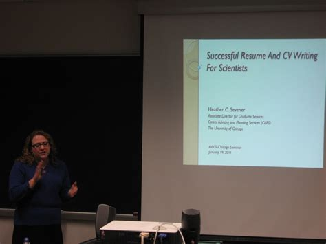 Resume Writing Workshop Chicago Archive Events Awis Chicago