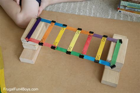 5 Engineering Challenges With Clothespins Binder