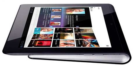 Tablet Sony S1 sony s1 y s2 as 237 ser 225 n los nuevos tablets de sony 187 muycomputer