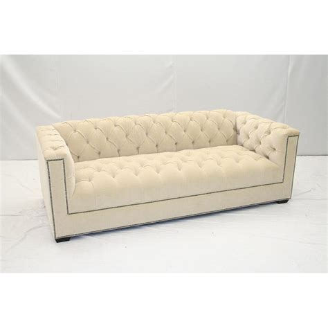 hickory tannery 7735 03 oht sofa tufted sofa discount