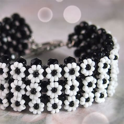 simple beading projects for beginners beading pattern bracelet beading tutorials